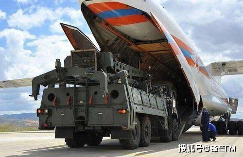 """土耳其用S400""""戏耍""""F22,美国急欲得到破解秘密!"""