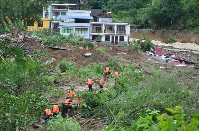 贵州铜仁多地遭特大暴雨(图7)