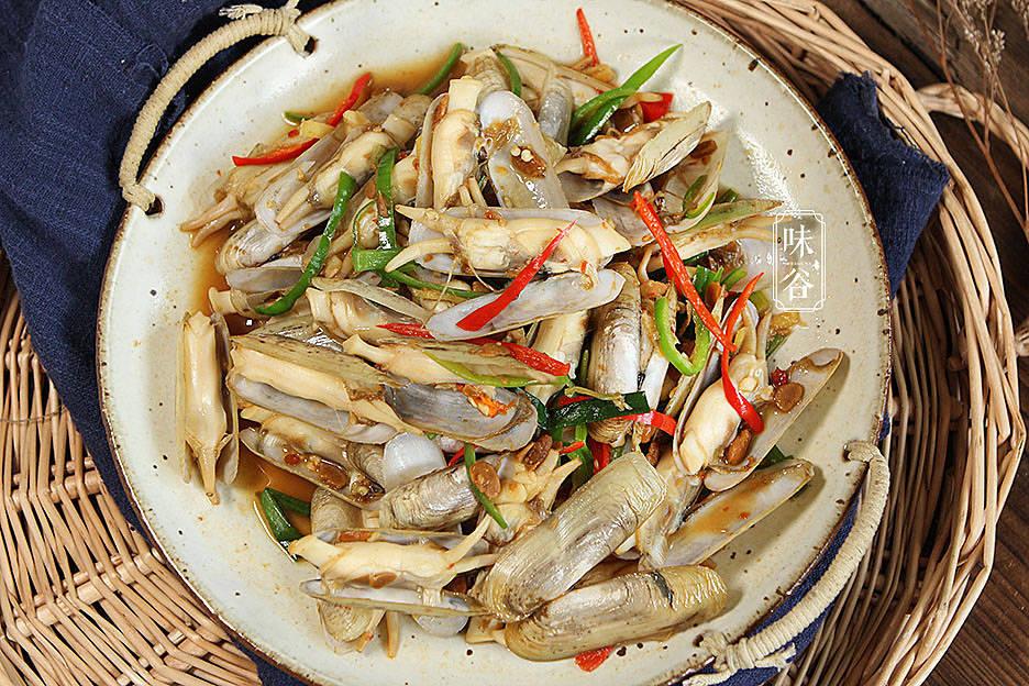 原创夏天海鲜,最该吃的不是蛤蜊,而是它,肉肥味美,吃一盘不过瘾