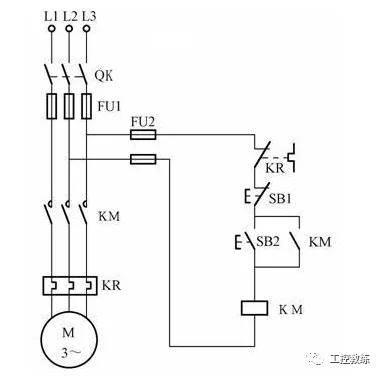 电气自锁和联锁有什么不同?