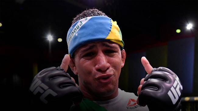 UFC上半年五大最佳选手 伯恩斯新王崛起