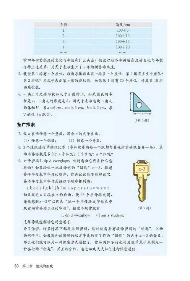 人教版初中数学七年级上册|电子课本(高清版)(图66)