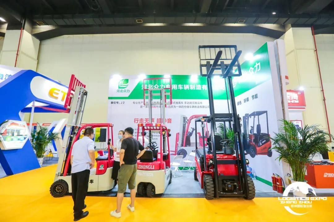 郑州物流展首日人气爆棚,行业首展尽显2020物流变化趋势机遇