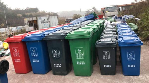 家用分类垃圾桶和户外环卫分类垃圾桶的区别(图2)