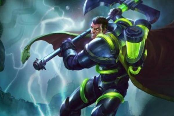 在英雄联盟、诺克和剑圣的一对一对决能力上都