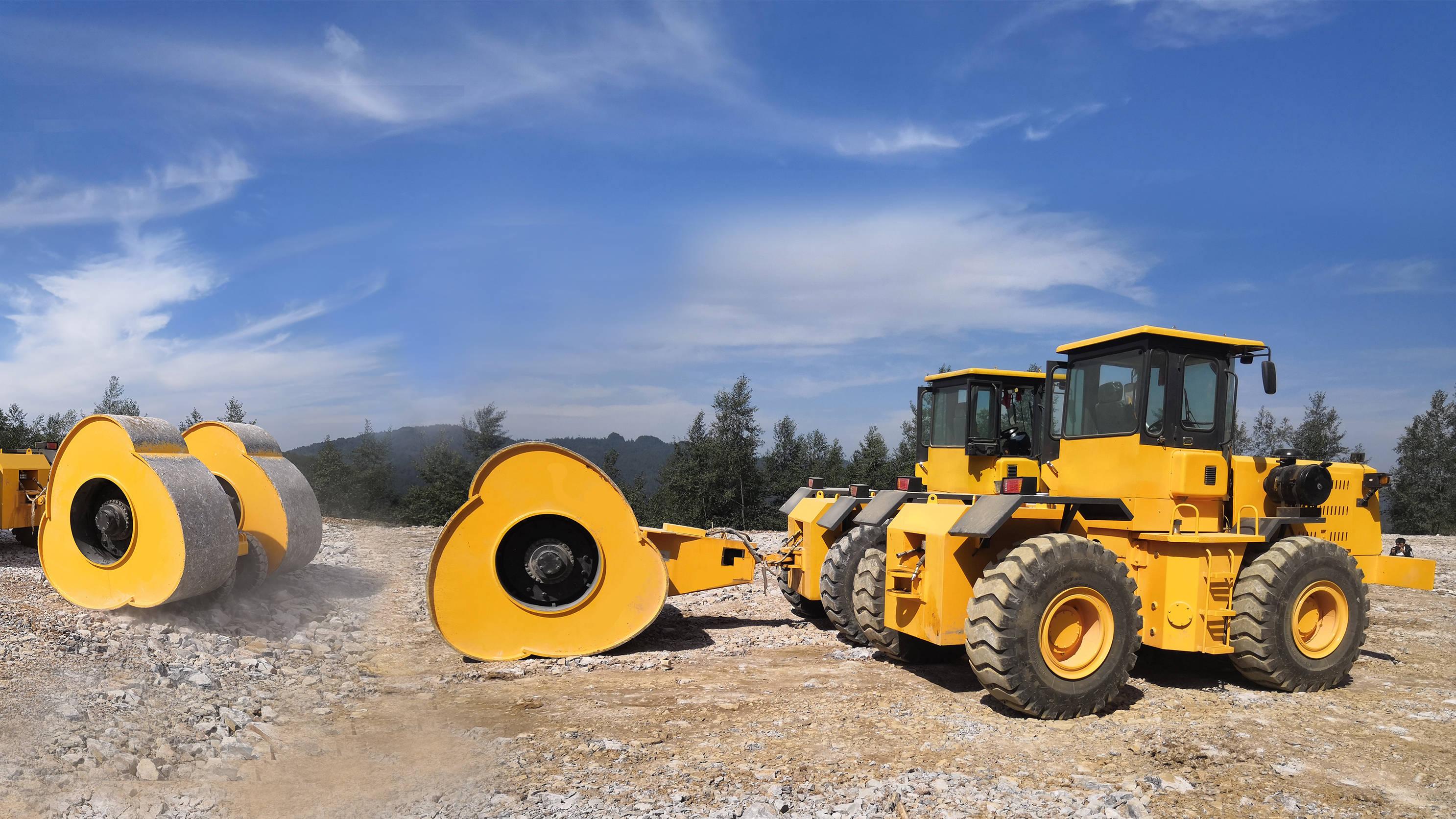 以MDG15矿山机械特殊规格为例,减少新南威尔士州的伤害事故 修建高铁需要什么工程机械