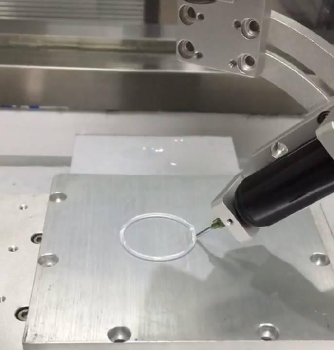 [密封剂]AVENTK带您了解CIPG密封垫片UV胶粘