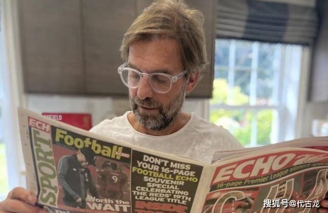 原创             超高情商!克洛普公开信致敬利物浦球迷,7大感谢让人泪目