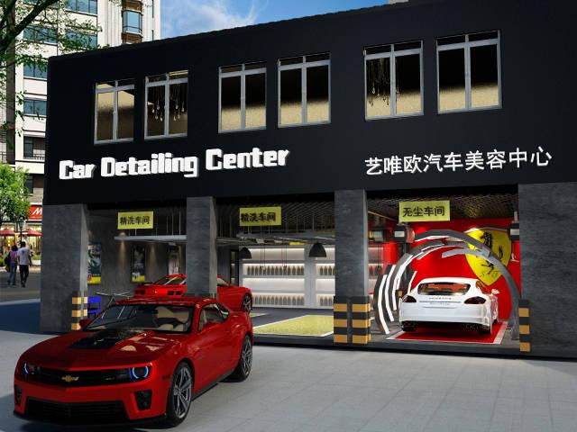 汽车修理厂设计装修的更新换代这几点是你最关
