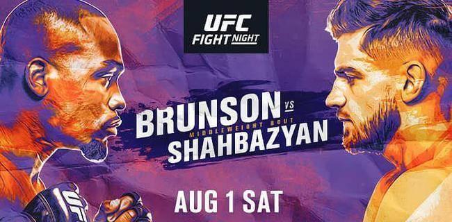 UFC格斗之夜173 伯恩森对决新秀沙巴赞领衔上阵