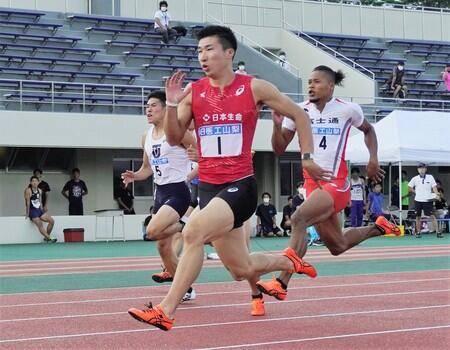 桐生祥秀首秀飚出10秒04 创亚洲最佳今年想欲破PB