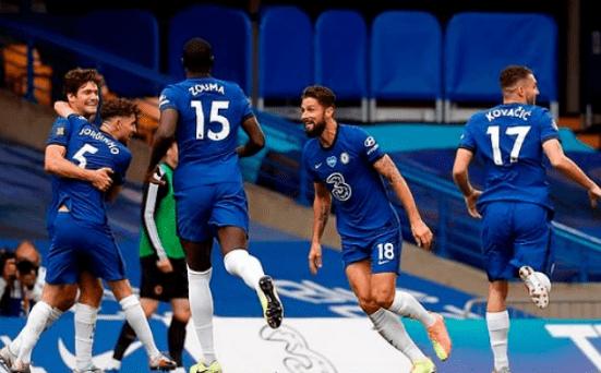 1日赔率:切尔西足总杯夺冠 蓝黑德比亚特兰大胜
