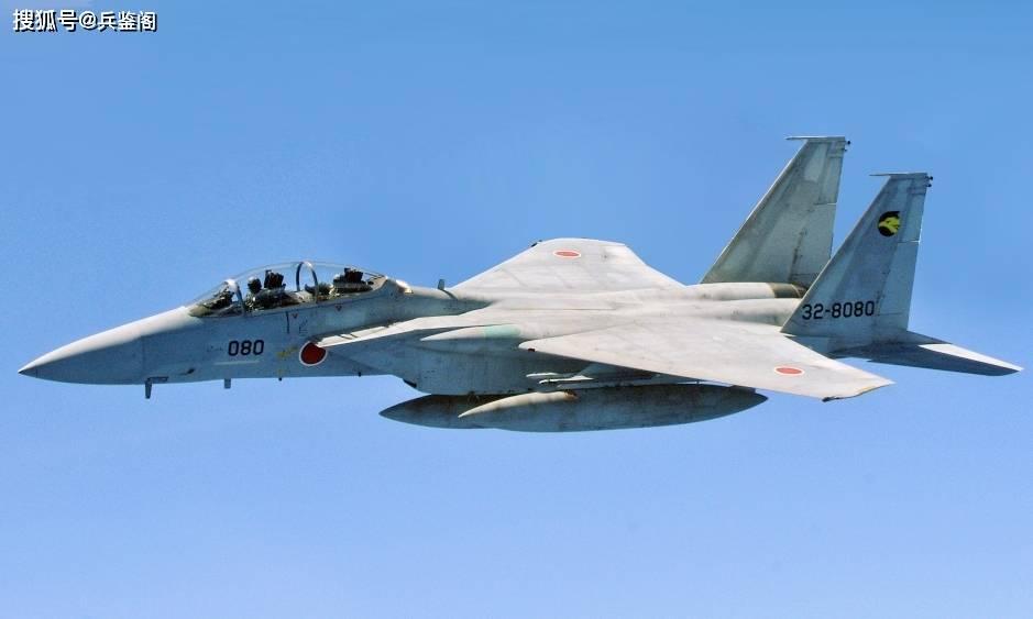 F15战斗机的日本版性能如何,可能是最具优势的第四代制空战斗机