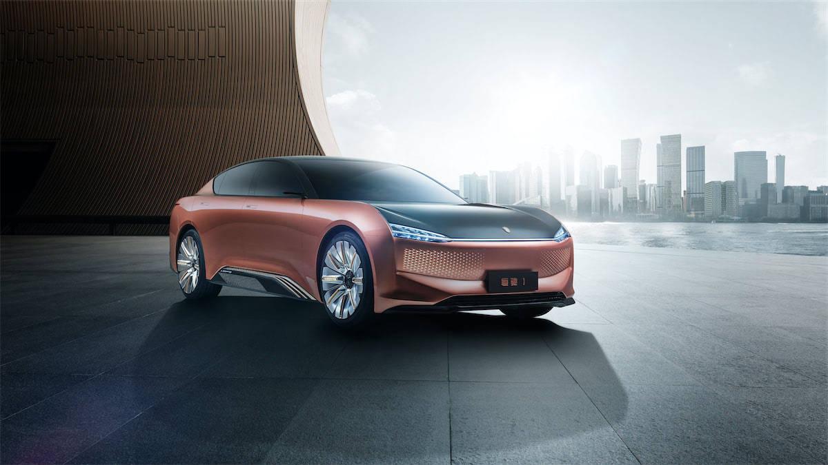 用一场发布会攻占6个市场,恒大新能源汽车初露峥嵘-新经济