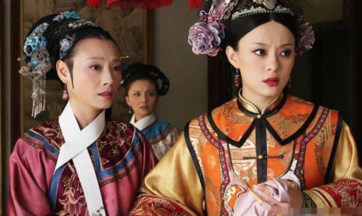 甄嬛传:甄嬛自己才是妃位,为什么还要向皇上力荐