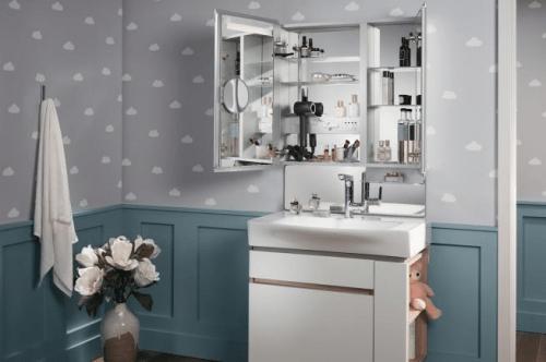 科勒 PRO-UE镜柜既实用又智能