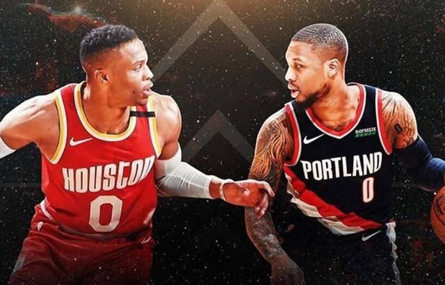 NBA复赛持续开打,火箭迎战开拓者