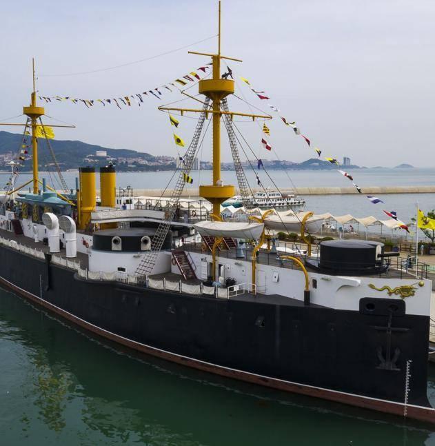 """北洋水师号称""""亚洲第一,世界第八"""",它的定远号到底有多厉害?_德国新闻_德国中文网"""
