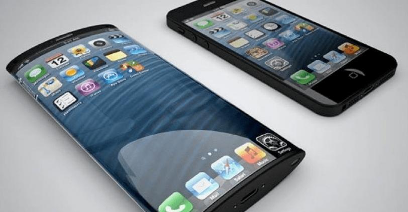 【苹果申请曲面屏电子设备专利,这外观看起来有些眼熟】