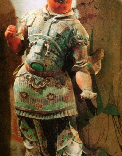 与明光甲同列《唐六典》,唐代绢甲只能做仪仗?欧洲同款甲:反对