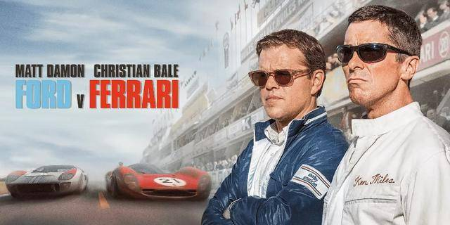"""《FordvFerrari》国内首映,与福特车主一起""""享用""""更佳_法拉利"""