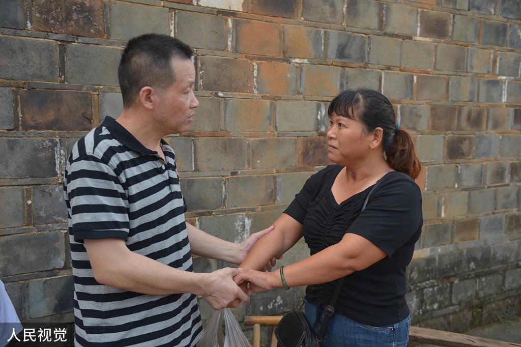 27年后团聚,前妻宋小女:没有热情,好像不是以前的张玉环