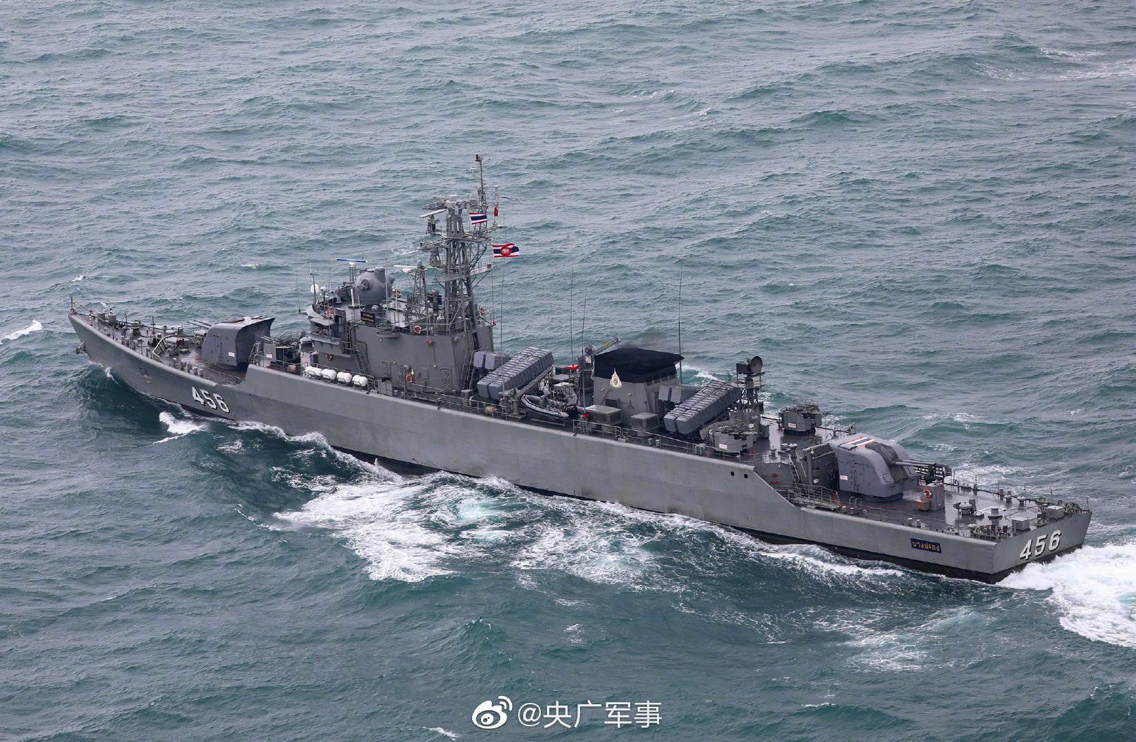 国产出口战舰很给力,泰国拟升级2艘江湖级护卫舰,还能再战10年