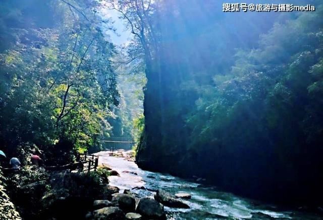 重庆鲜为人知5A景区,号称巴渝新十二景之一,人称西南