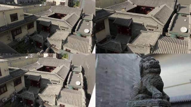 清朝四合院设计图