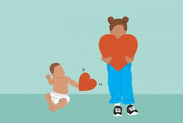 如果我不能像爱第一个孩子一样爱第二个孩子呢?