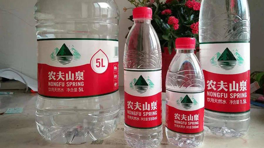 农夫山泉在香港上市 发行价为19.5港元至21.5港元