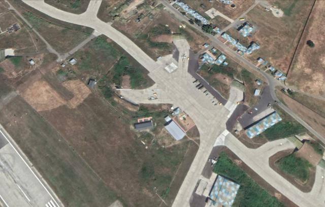 srinagar airforce base
