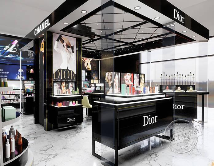 化妆品展柜厂设计的构想关键点在哪儿?