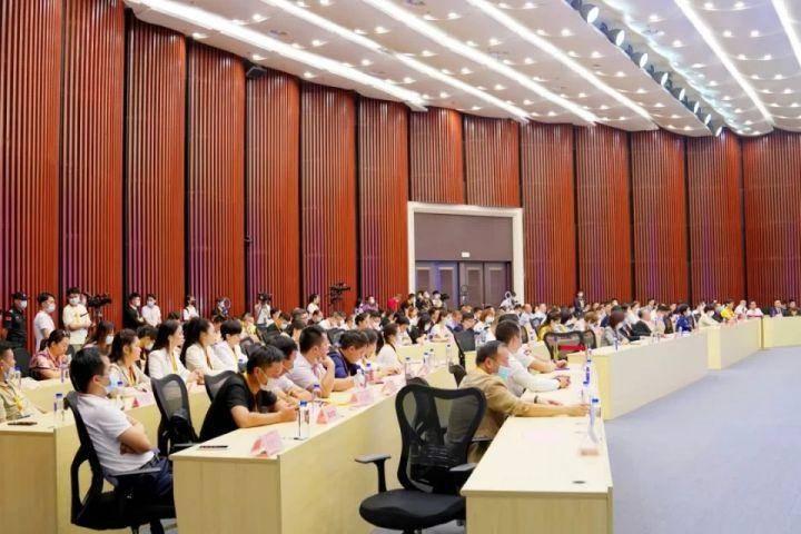 2020中国—东盟国际直播购物节新闻发布会成功举办