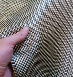芳纶复合材料防弹防爆验收 提高强度和韧