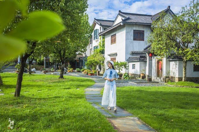原创这里是安徽池州最美的民宿之一,曾经是一处景区,名字脍炙人口