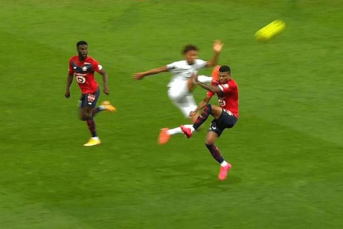 法甲-特劳雷制胜球昂热1-0第戎 里尔1-1战平雷恩