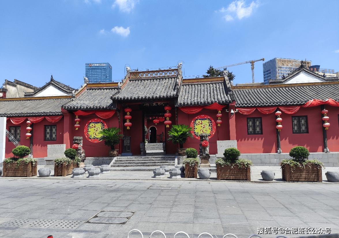 宁波城隍庙夜景图片