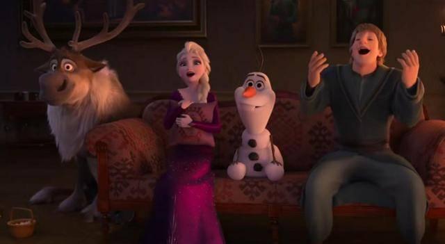 冰雪传奇:萌点无数可盐可飒的艾莎女王!《冰雪奇缘》一个公主故事框架下没有王子的另类传奇插图(7)