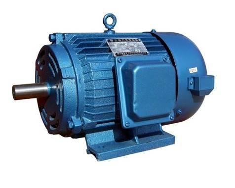 冷却塔专用电机的维修