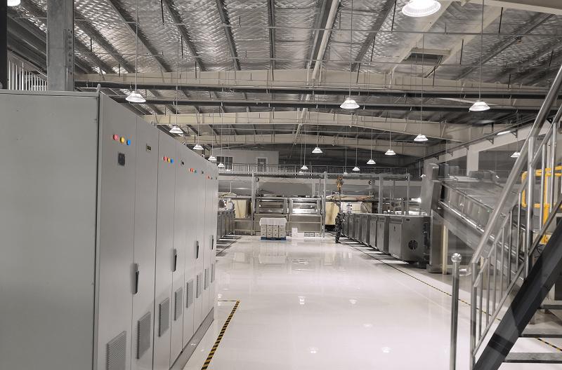 工业厂房冷却设备为什么选择中央空调