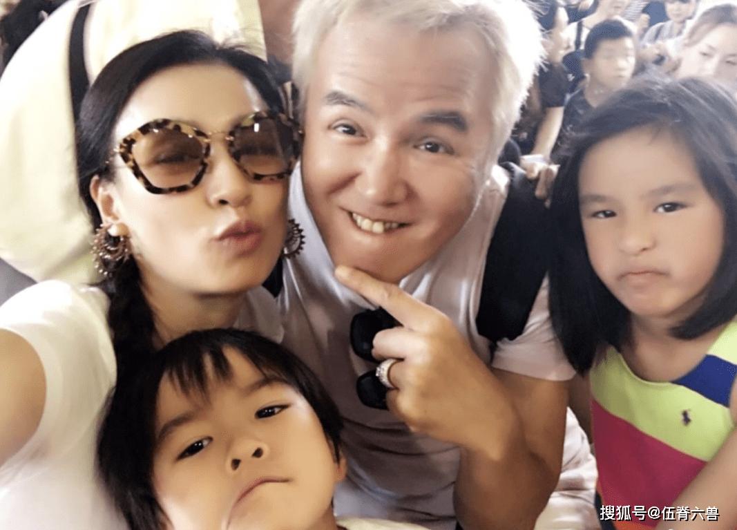 张庭被骂小三后续:林瑞阳前妻儿子曝内幕