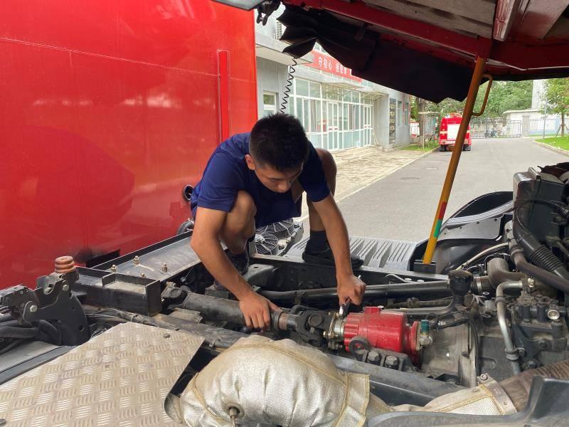 泉源:石景山消防救援支队 石景山车辆定