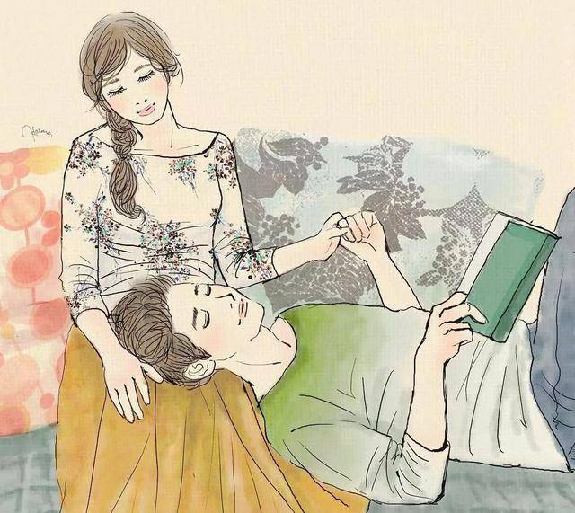 真的爱一小我私家是会想着时刻和她聊
