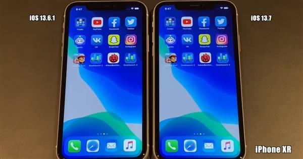 iOS13.7正式推送,iPhone老机型该不该升级?