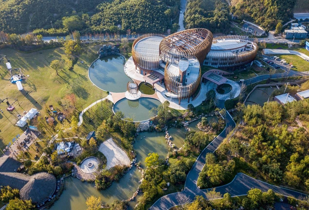 莫干山的郡安里生态社区,正在激活中国山水的文旅梦!