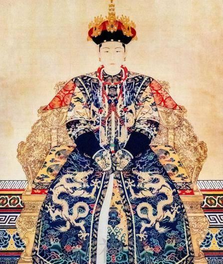 她是康熙帝原配妻子,辅政大臣索尼孙女,领侍卫内大臣赫舍里·噶布喇之女.图片