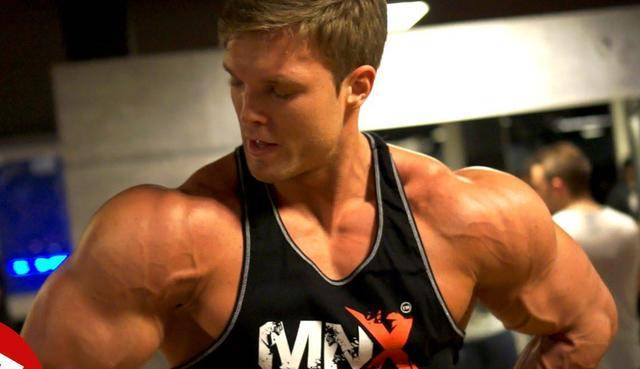 打造大翻肩的3个动作,让你练出虎头肩