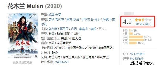 《花木兰》后刘亦菲新剧再被嘲,脸型臃肿,嘶吼式演技太尴尬?