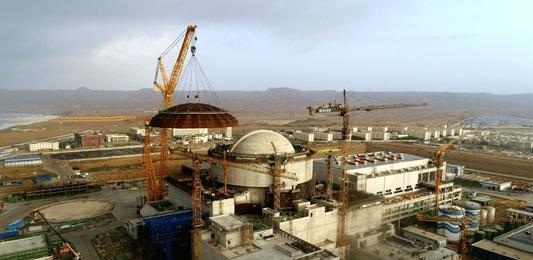 核电技术的重大突破,华龙一号首堆核燃